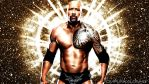 2013 : The Rock GFX by CMPunkAlonHD