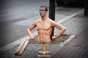 Mannequin Man by TheMetronomad