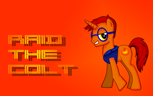 Raid the Colt - My OC by hopeabandoner