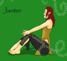 Janter by gigglesalot