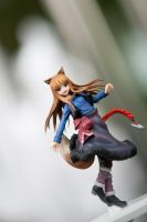Spice and Wolf: Holo by XkaOnslaught
