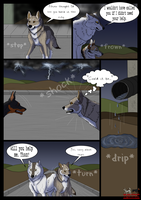 *Fight or Die* Chapter 2 Page 22 by LupusAvani