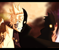 Naruto 681 - I'll show you all by X7Rust