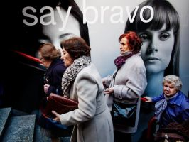 Say bravo by fabrizzialex