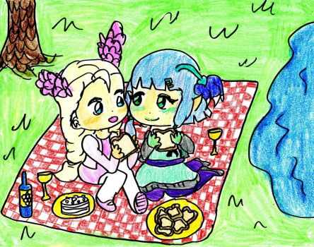 Picnic by TaintedTruffle
