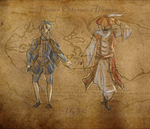 1536 - France and Turkey by galaatear