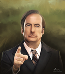 saul goodman - better call saul by fawwaz1