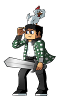 (Speedart) Minecraft Skin - reZiGaming by MatiZ1994
