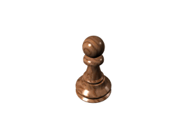 Pawn in 3ds Max VC210 by KKP2420