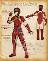 Pro-bending Uniform Sheet by Aelith-Earfalas