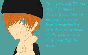 Lleroy Codeen by Undeadhatred