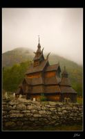 Norway's Church I by PlatinumGirl