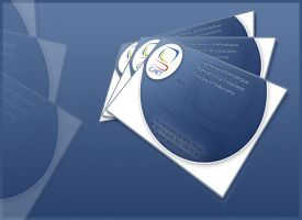 C.NET Business Card III by blueburn