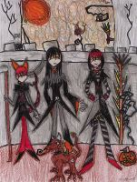 HALLOWEEN by Eehli