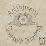 Antikimena Logo by dragonladych