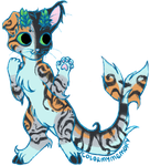 Catpricorn C1 (custom commission) by ColorMyMemory