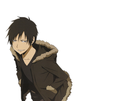 Izaya Render by ikah92