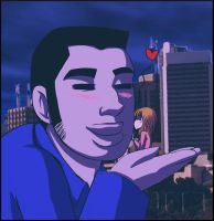 Giant-Takeo and Tiny-Yamato by Jessica-Rae-3