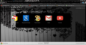 Inspiration - Theme Google Chrome by SriitaDeWatt