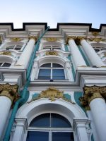 Winter Palace No.1 by Hattie-James