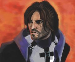 Corvo Attano Dishonored by Fatalreject