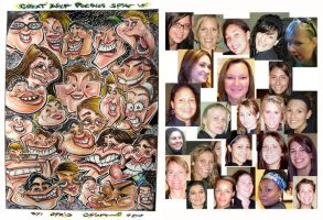 caricature- 24 person 2007 by chrisCHUA