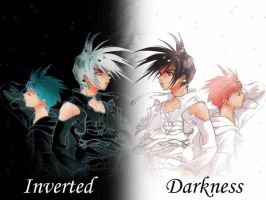 DNAngel: Inverted Darkness by kiraito