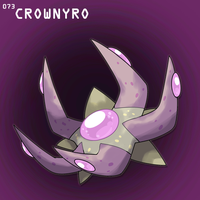073: Crownyro by SteveO126