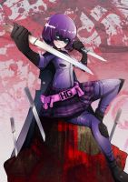 Hit Girl by Ethird