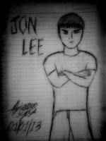Jon Lee Original Character by alejandrs
