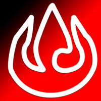 Avatar: Fire Nation Symbol by qichin