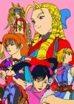 Video Game Girls picture 1 by Nick-Kazama