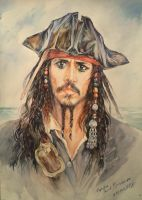Captain Jack by MarinaCardoso