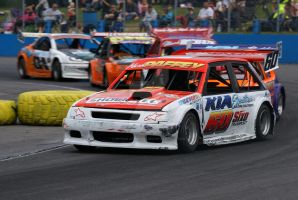 2.0 Litre Hot Rod #60 Mark Paffey @ Aldershot by Petrol-Head-Images