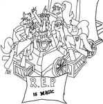 REP IS MAGIC (Cover Page) by Retro7