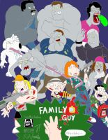 Family Guy in Left 4 Dead by VGAfanatic