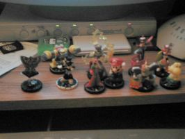 Team Nintendo Heroclix by GMLink