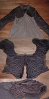 Knotwork tunic by BraveAnimal