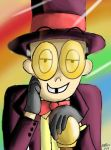 The Warden Of SuperJail by UltimateFangirl