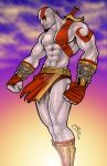 Kratos - God of War by Leon by urbanmusiq
