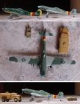 Repainting the TA-152H by DingoPatagonico