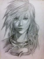 FXIII-2 Lightning by supersonic-unicorn