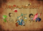 Hack Slash Loot starting characters by Zofeno