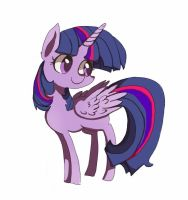 Princess twilight by berryden