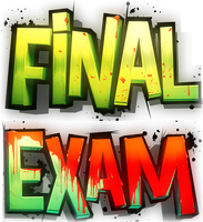 Final Exam Icon by theedarkhorse