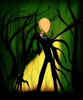 Slenderman by WeaponMadness