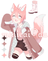 NYAN-Q: flaumpauf set price 03 (closed) by minivai