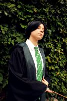 Young Severus Snape by TheBlackPancake