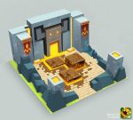 Monster Life - Medieval - Dungeon by joslin