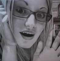 iJustine Drawing by Lewis3222